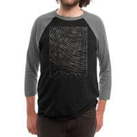 Star Trails - triblend-34-sleeve-raglan-tee - small view