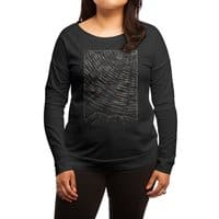 Star Trails - womens-long-sleeve-terry-scoop - small view