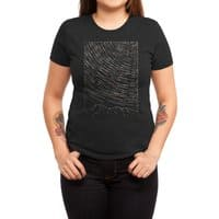 Star Trails - womens-triblend-tee - small view