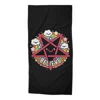 Believe - beach-towel - small view