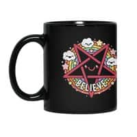 Believe - black-mug - small view