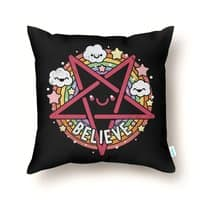 Believe - throw-pillow - small view