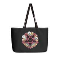 Believe - weekender-tote - small view