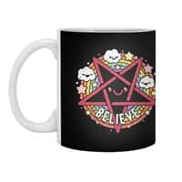 Believe - white-mug - small view
