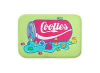 Taste the Cooties - bath-mat - small view