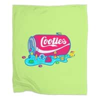 Taste the Cooties - blanket - small view