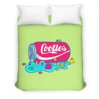 Taste the Cooties - duvet-cover - small view