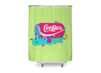 Taste the Cooties - shower-curtain - small view