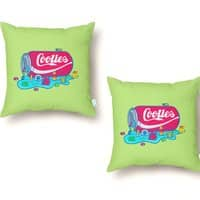 Taste the Cooties - throw-pillow - small view