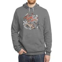 Cat Fight - hoody - small view