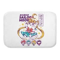 Shoujo Kitty - bath-mat - small view