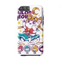Shoujo Kitty - double-duty-phone-case - small view