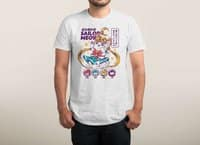 Shoujo Kitty - mens-triblend-tee - small view