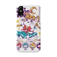 Shoujo Kitty - perfect-fit-phone-case - small view