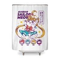 Shoujo Kitty - shower-curtain - small view