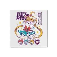 Shoujo Kitty - square-mounted-acrylic-print - small view