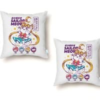 Shoujo Kitty - throw-pillow - small view