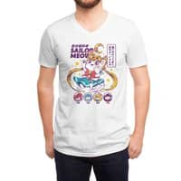 Shoujo Kitty - vneck - small view