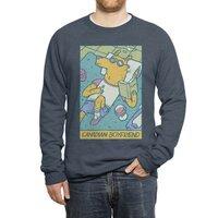 Canadian Boyfriend - crew-sweatshirt - small view