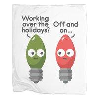 Seasonal Employment - blanket - small view