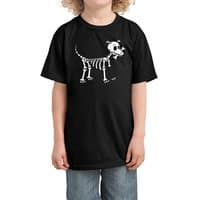 Bone Lover - kids-tee - small view