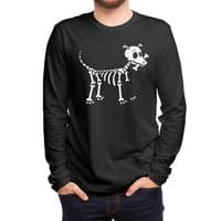 Bone Lover - mens-long-sleeve-tee - small view