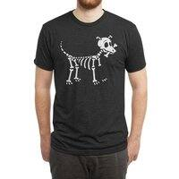Bone Lover - mens-triblend-tee - small view