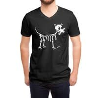 Bone Lover - vneck - small view