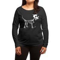 Bone Lover - womens-long-sleeve-terry-scoop - small view