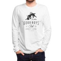 Good Boys Club - mens-long-sleeve-tee - small view
