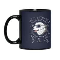 Wholesome Pupper - black-mug - small view