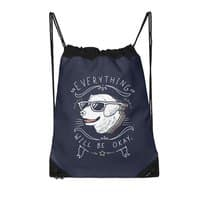 Wholesome Pupper - drawstring-bag - small view