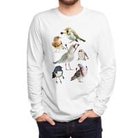 Birds with Arms - mens-long-sleeve-tee - small view