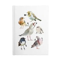 Birds with Arms - notebook - small view