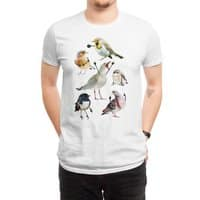 Birds with Arms - mens-regular-tee - small view
