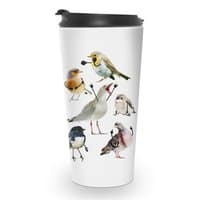 Birds with Arms - travel-mug - small view