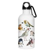 Birds with Arms - water-bottle - small view