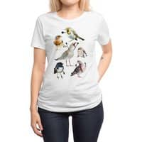 Birds with Arms - womens-regular-tee - small view