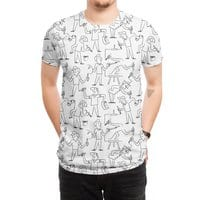 Endless Creation - mens-sublimated-tee - small view