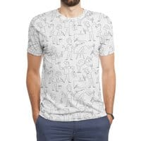 Endless Creation - mens-sublimated-triblend-tee - small view