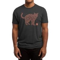 Intricat - mens-triblend-tee - small view