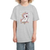 Kawaii Unicorn - kids-tee - small view