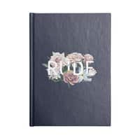 Floral Rude - notebook - small view