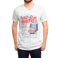 Nap-o-Matic =^.^= - vneck - small view