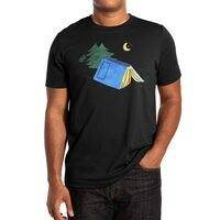 Book Camp - mens-extra-soft-tee - small view