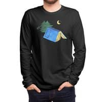 Book Camp - mens-long-sleeve-tee - small view