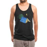 Book Camp - mens-triblend-tank - small view