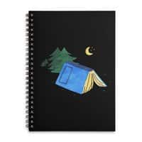 Book Camp - spiral-notebook - small view