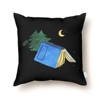 Book Camp - throw-pillow - small view