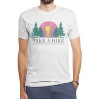 Take a Hike - mens-triblend-tee - small view